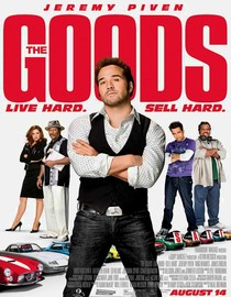 Movie poster featuring Jeremy Piven standing with his arms crossed in the fore-ground.