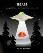 Ufo over a tent