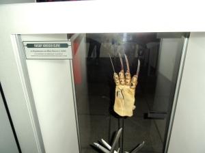 Freddy Kruger's glove!