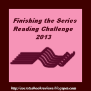Finishing the Series Reading Challenge 2013 Badge