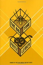 On a yellow backgrond, two boxes over each other display a snake and a spider. The title and author of the book are written on the boxes.