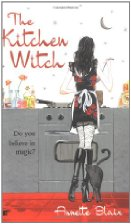 Book Review: The Kitchen Witch by Annette Blair (Series, #1)