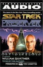 Book Review: Preserver by William Shatner, Judith Reeves-Stevens, and Garfield Reeves-Stevens (Series, #3) (Audiobook narrated by William Shatner)