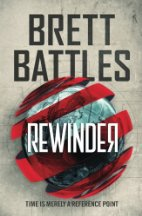Book Review: Rewinder by Brett Battles (Audiobook narrated by Vikas Adam)
