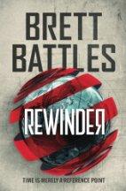 Book Review: Rewinder by Brett Battles (Audiobook narrated by Vikas Adam)