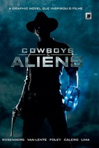 Book Review: Cowboys and Aliens by Scott Mitchell Rosenberg (Grahic Novel)
