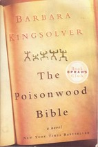 Book Review: The Poisonwood Bible by Barbara Kingsolver