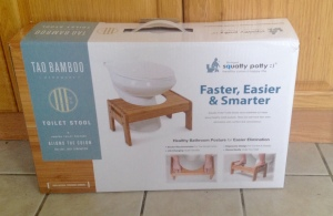 Product Review: Squatty Potty