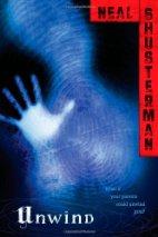 Book Review: Unwind by Neal Shusterman (Audiobook narrated by Luke Daniels)