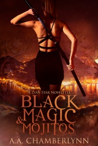 Book Review and Giveaway: Black Magic & Mojitos by A.A. Chamberlynn (Series, #1)