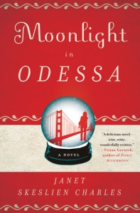 Book Review: Moonlight in Odessa by Janet Skeslien Charles