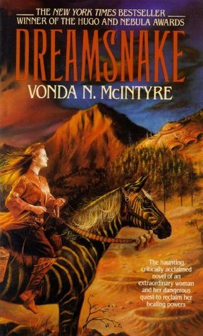 Book Review: Dreamsnake by Vonda N. McIntyre (Audiobook narrated by Anna Fields)