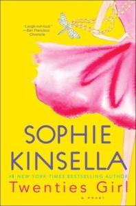 Book Review: Twenties Girl by Sophie Kinsella