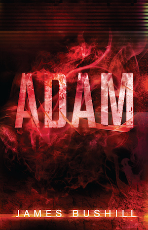 New Release Friday: Adam by James Bushill (#scifi #thriller)
