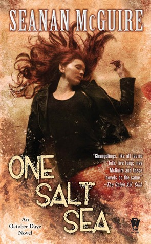 Book Review: One Salt Sea by Seanan McGuire (Series, #5)