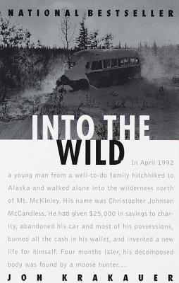 Book Review: Into the Wild by Jon Krakauer