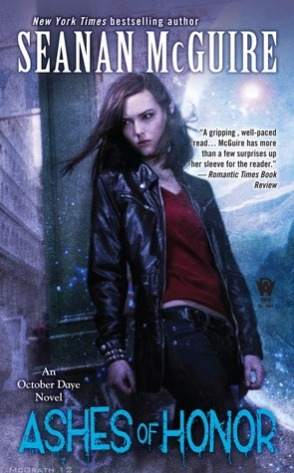 Book Review: Ashes of Honor and Chimes at Midnight by Seanan McGuire (Series, #6 and #7)