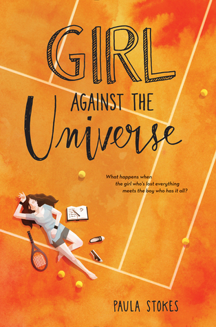 Book Review: Girl Against the Universe