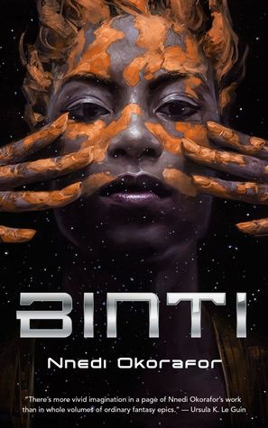Book Review: Binti by Nnedi Okorafor (Series, #1)