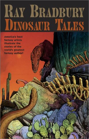 Book Review: Dinosaur Tales by Ray Bradbury