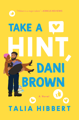 Cover of the book Take a Hint Dani Brown.