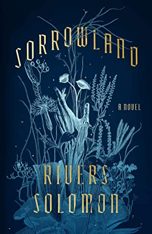 "Cover of the book ""Sorrowland."""