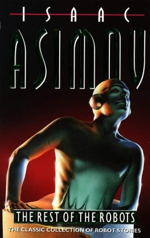 Image of a digital book cover with a steel man (robot) emerging from the ground.
